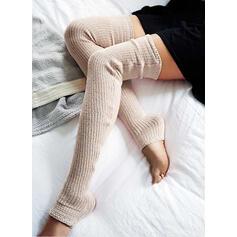 Einfarbig Warmen/Atmungsaktiv/Komfortabel/Damen/Knee-High Socks Socken/Strümpfe Socken