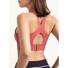 U-Neck Sleeveless Sports Bras