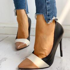 Vrouwen PU Stiletto Heel Pumps schoenen