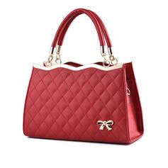 Elegant PU Satchel/Shoulder Bags