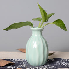 Contemporain Céramique Vases De Table