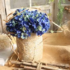 15.5'' Hortensias Soie Bouquets