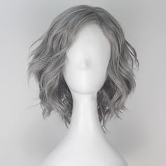 Men or Women Body Wavy Synthetic Hair Capless Wigs