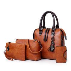 Klassische/Jahrgang Schultertaschen/Boston Taschen/Tasche Sets/Geldbörsen & Wristlet Taschen