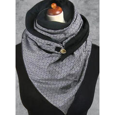 Blomster/Retro /Årgang/Geometrisk Sjaler/efterspurgte/Komfortabel Halstørklæde