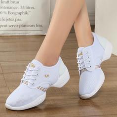 Bayanlar Modern Caz Spor ayakkabı Spor ayakkabı Kumaş Modern