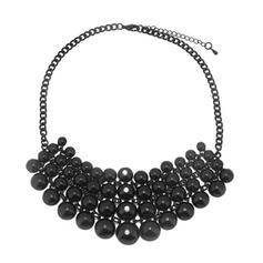 Fashionable Alloy Rhinestones Women's Fashion Necklace