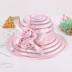 Ladies' Classic/Handmade With Bowknot Beach/Sun Hats