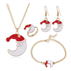 Stylish Alloy Jewelry Sets Christmas Jewelry