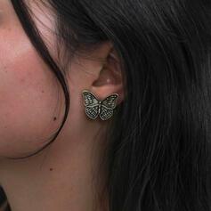 Fashionable Cool Alloy Earrings