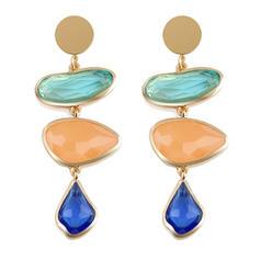 Exquisite Resin Women's Earrings