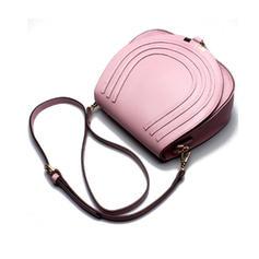 Elegant Genuine leather Cross-Body Bags