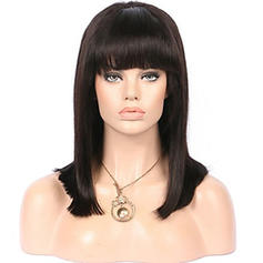 Straight Synthetic Hair Capless Wigs (Sold in a single piece)