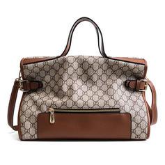Fashionable PU Shoulder Bags/Boston Bags