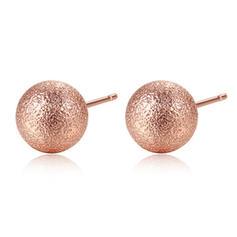 Chic Zircon Women's Earrings