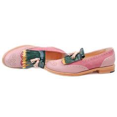 Femmes PU Autres Chaussures plates avec Tassel chaussures