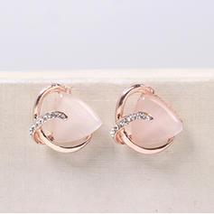 Shining Alloy Rhinestones With Rhinestone Women's Jewelry Sets (Set of 2)
