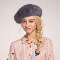 Dames Jolie Coton/Acrylique Béret Chapeau