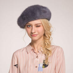 Ladies' Pretty Wool/Acrylic Beret Hats