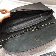 Personalized Style Genuine leather Clutches/Wallets & Wristlets