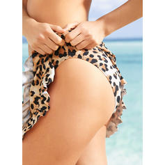 Print Sexy Cute Bottoms Swimsuits