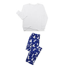 くま マッチングファミリー パジャマ