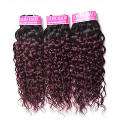5A Curly Human Hair Human Hair Weave (Sold in a single piece) 100g
