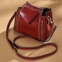 Attractive Second Cowhide Shoulder Bags