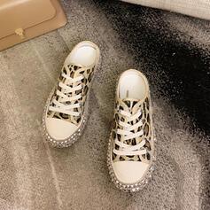 Femmes Toile Décontractée De plein air chaussures
