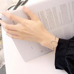 Fashionable Alloy Bracelets
