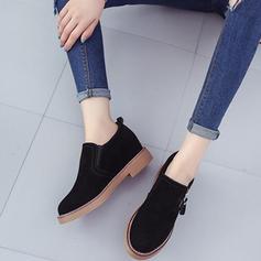 Vrouwen Flat Heel Flats met Rits schoenen