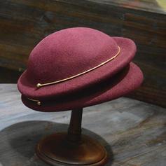 Ladies' Glamourous/Pretty Wool Floppy Hats