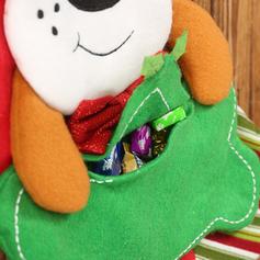Merry Christmas Hanging Gift Bag Cloth Apple Bags Christmas Stocking