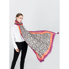 Retro/Vintage Light Weight/Oversized Scarf
