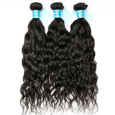3A Water Wave Human Hair Human Hair Weave (Sold in a single piece) 100g