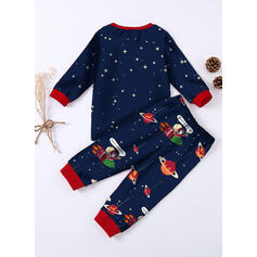 Levél Rajzfilm Családi Karácsonyi pizsamák