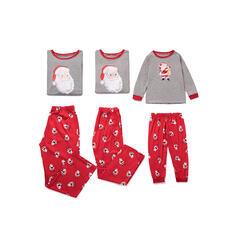 Santa Family Matching Christmas Pajamas