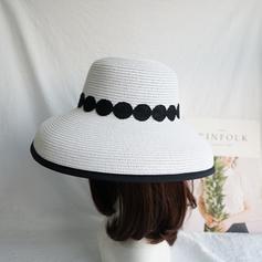 Ladies' Hottest Salty Straw/Pp Straw Hats/Beach/Sun Hats