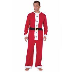 Cor-Bloco Família Combinando Natal Pijama