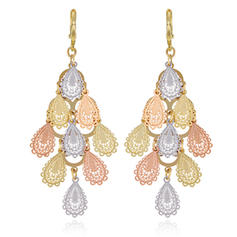 Fashionable Sexy Alloy Women's Earrings