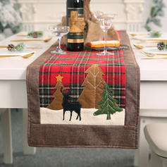 Merry Christmas Cloth Table Runner