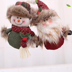 Christmas Doll Cloth Holiday Decoration