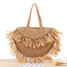 Bohemian Style Polyester Shoulder Bags/Beach Bags/Bucket Bags