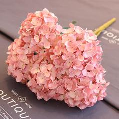 22'' Hortensias Soie Bouquets