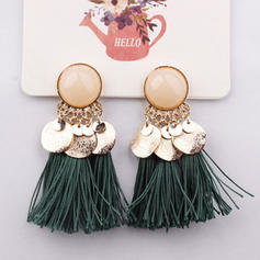 Alloy Fashion Earrings (Set of 2)
