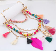 Beautiful Alloy Women's Necklaces