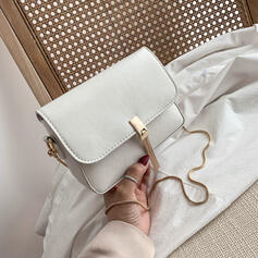 Elegante/Clássica/Vintage Bolsa de Ombro/Balde Malas