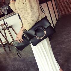 Moda/Çekici/Koyu renk/Basit Omuz çantaları/Çanta Setleri