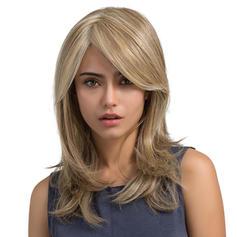 Vlnitý Syntetické vlasy Syntetické paruky