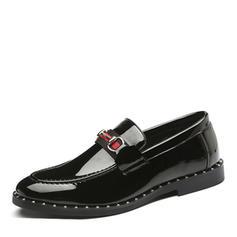 Horsebit Loafer Casual Leatherette Men's Men's Loafers